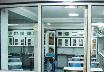Vishwas Group of Institution | library